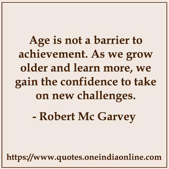 Achievement Quotes By Robert Mc Garvey Achievement Quotes Quotes Achievement
