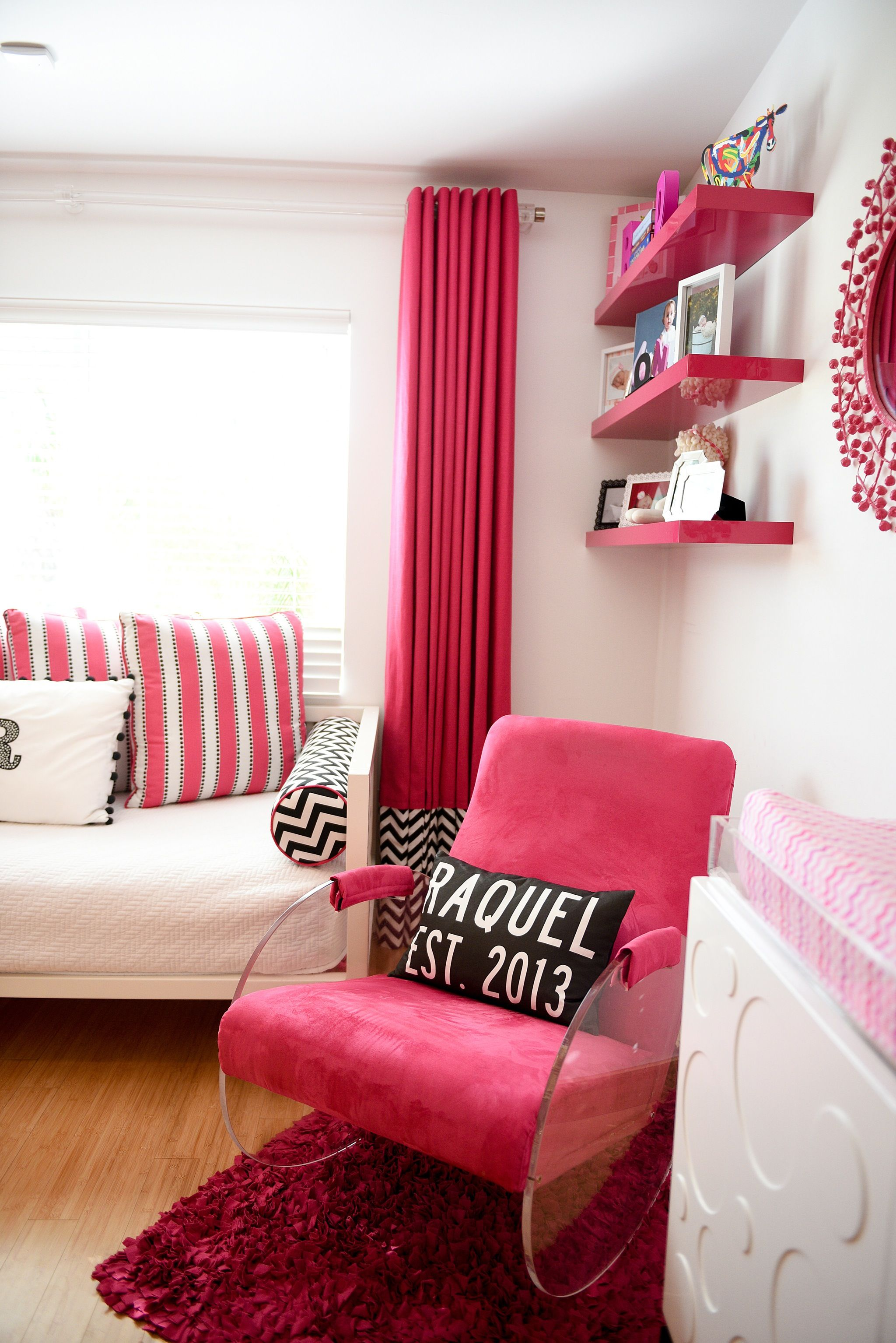 White and Pink Nursery ** You can find out more details at the link of the image. #homedecorprojects