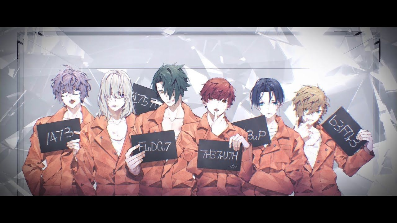 anthos s t o p official mv thinking reed ver japan music anime boy character design