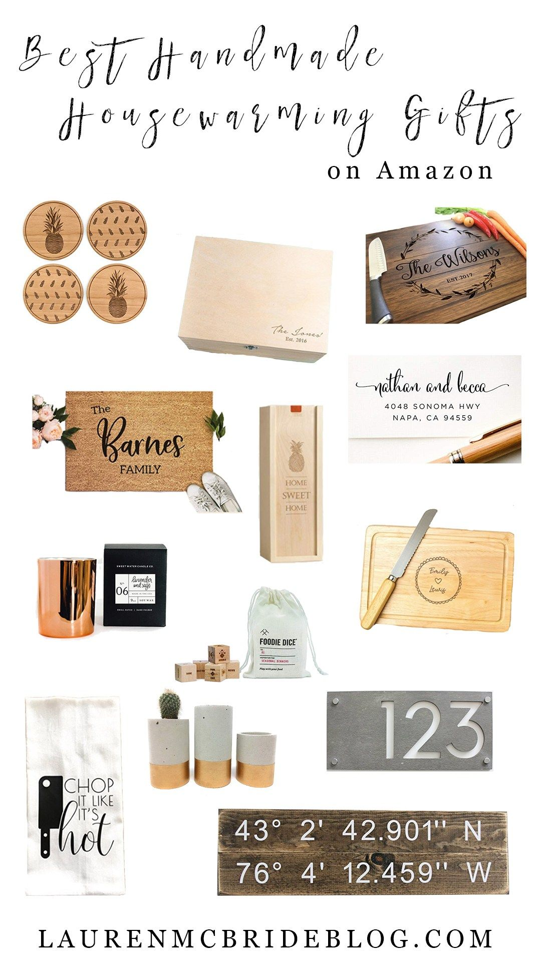 Best handmade housewarming gifts on amazon handmade home