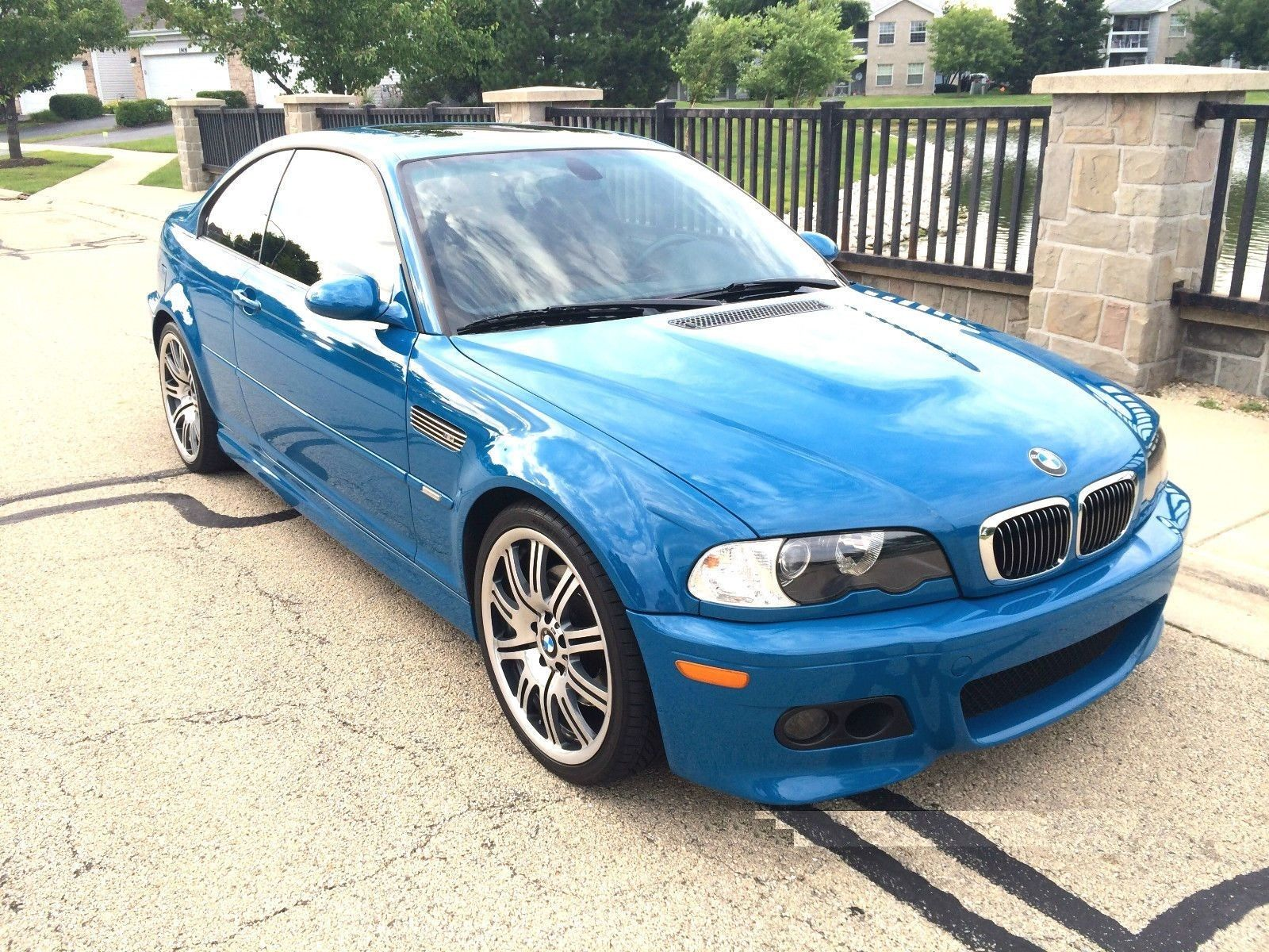 Used BMW M3 E46 Sports Coupes For Sale #BMWM3E46 #BMWM3E46ForSale ...