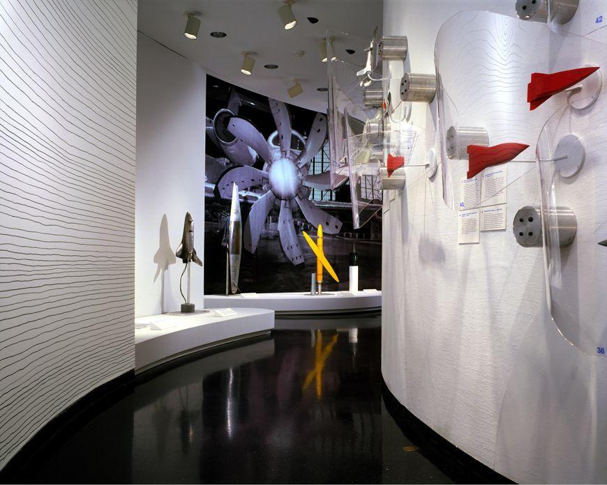 studio gang architects nasa aerospace design exhibition rh pinterest com