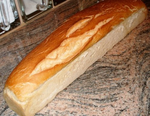 Griechisches Weißbrot - Rezept - ichkoche.at