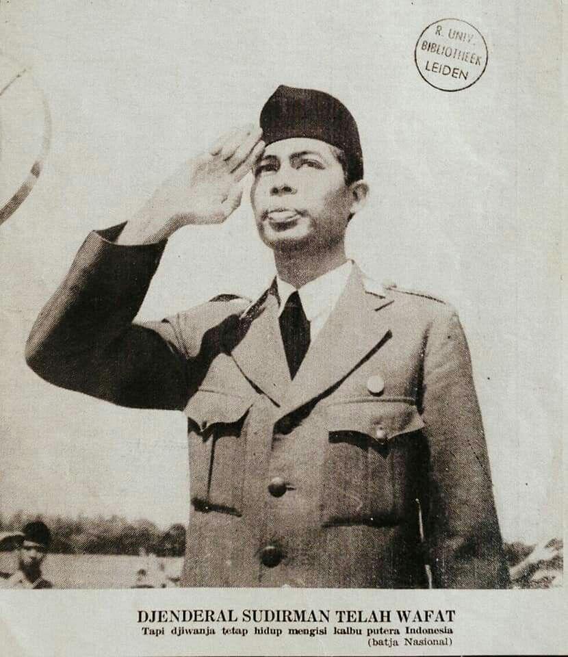 Gambar Pahlawan Perang Kemerdekaan