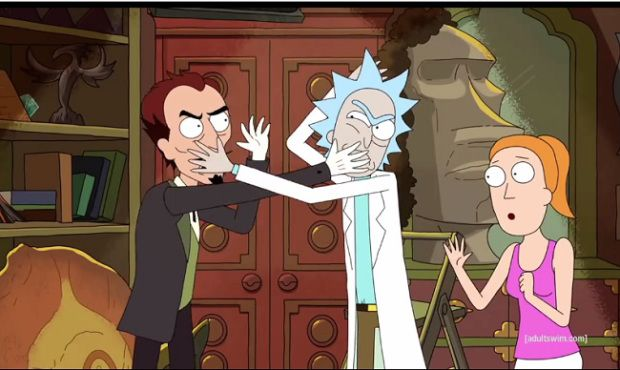 rick and morty s1e9 full episode