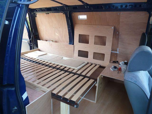 Matelas Latte Camping Car