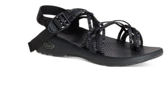 aa1ed0b918cee Chaco ZX3 Classic XOXO Black Sandal Women s sizes 5-11 NEW ...