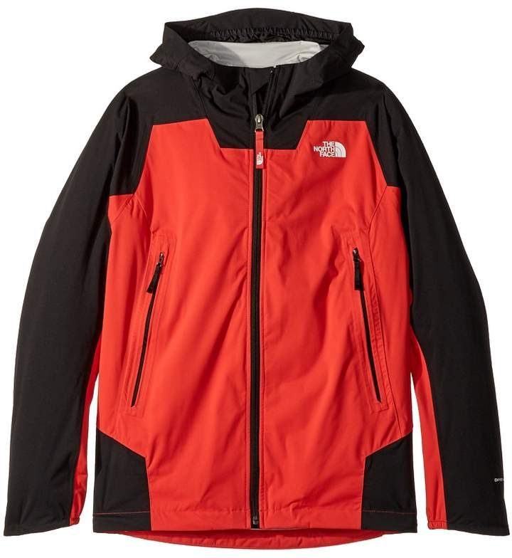 08d69766c75 The North Face Kids - Allproof Stretch Jacket Boy s Coat   Breathability launderings Rating