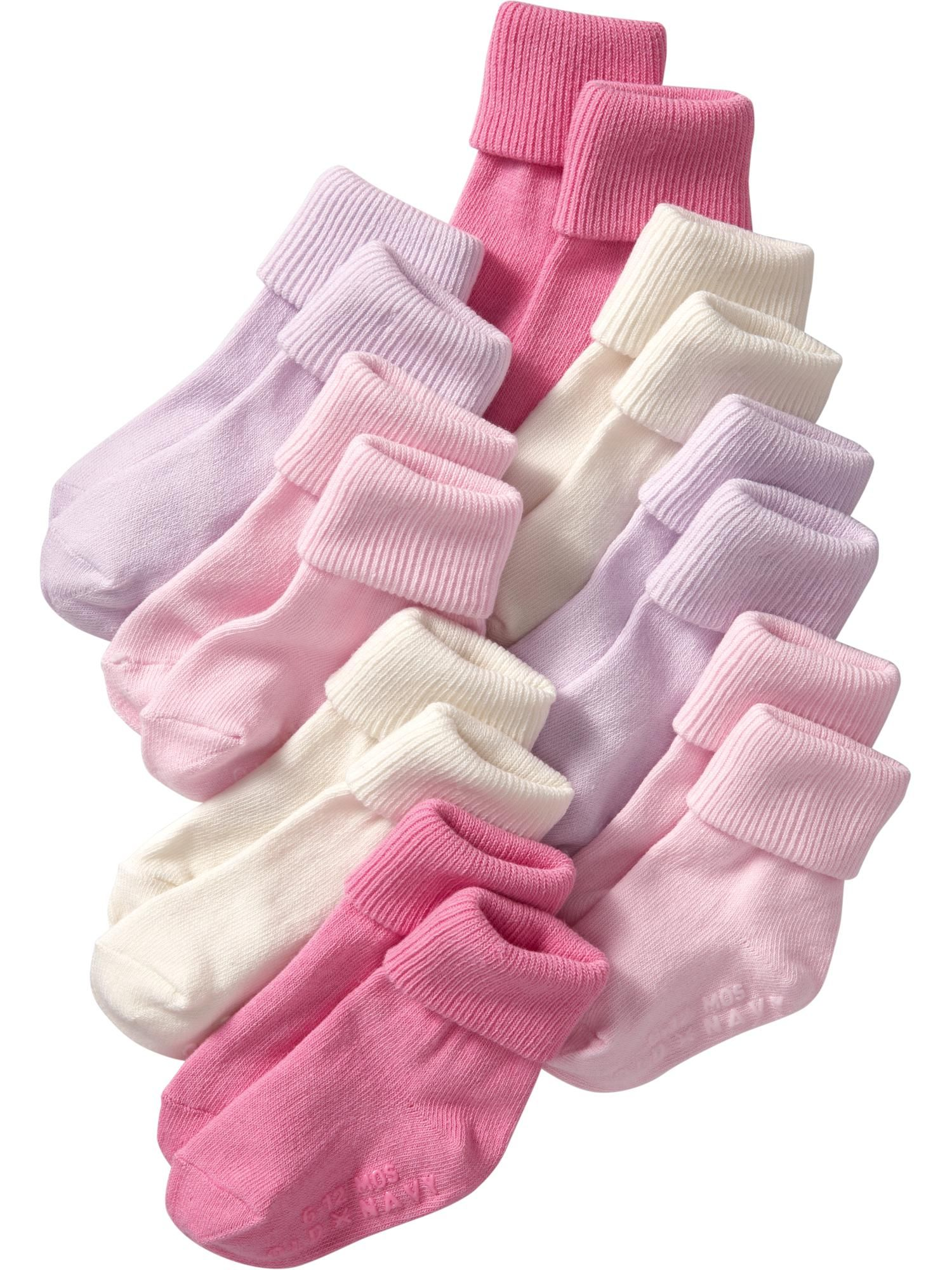 Triple roll socks from Old Navy Baby Pinterest