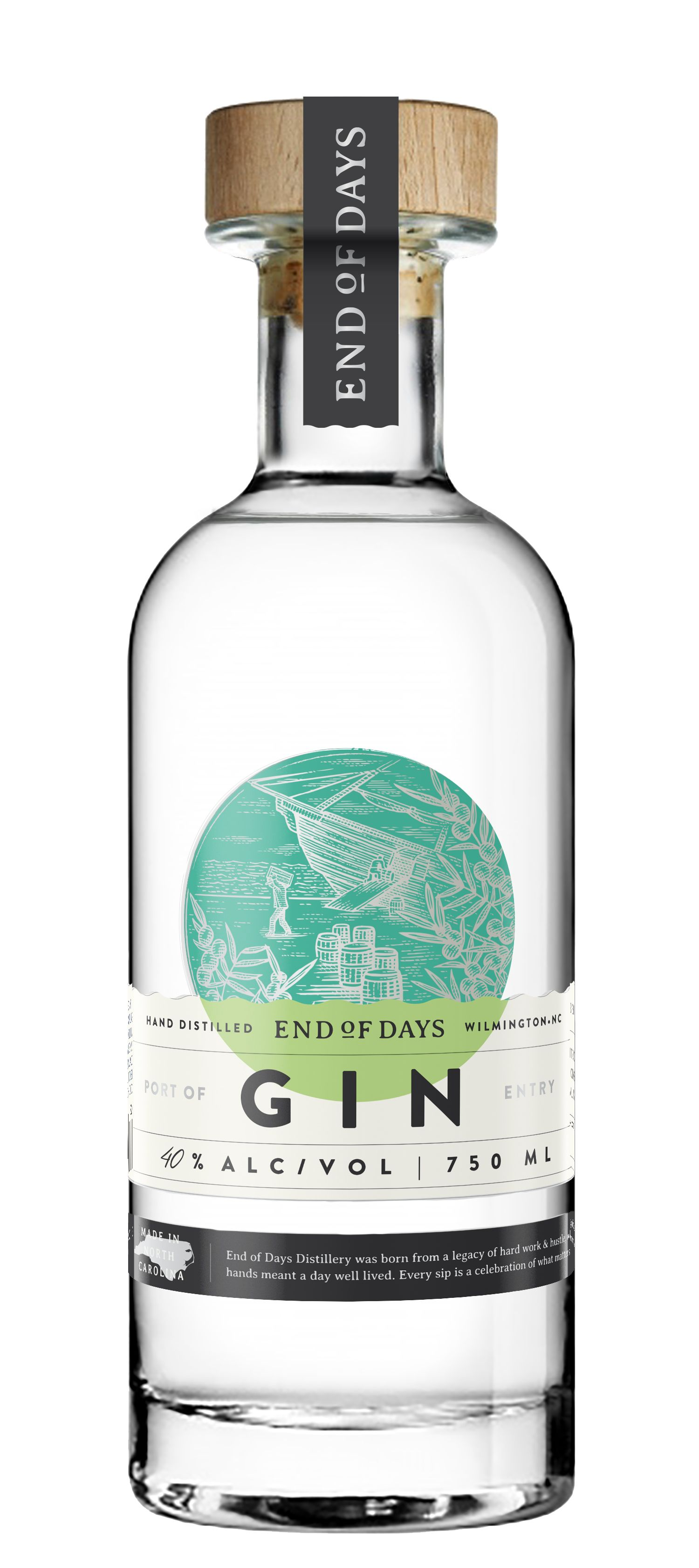 Port Of Entry Gin Distillery Gin And Tonic Gin