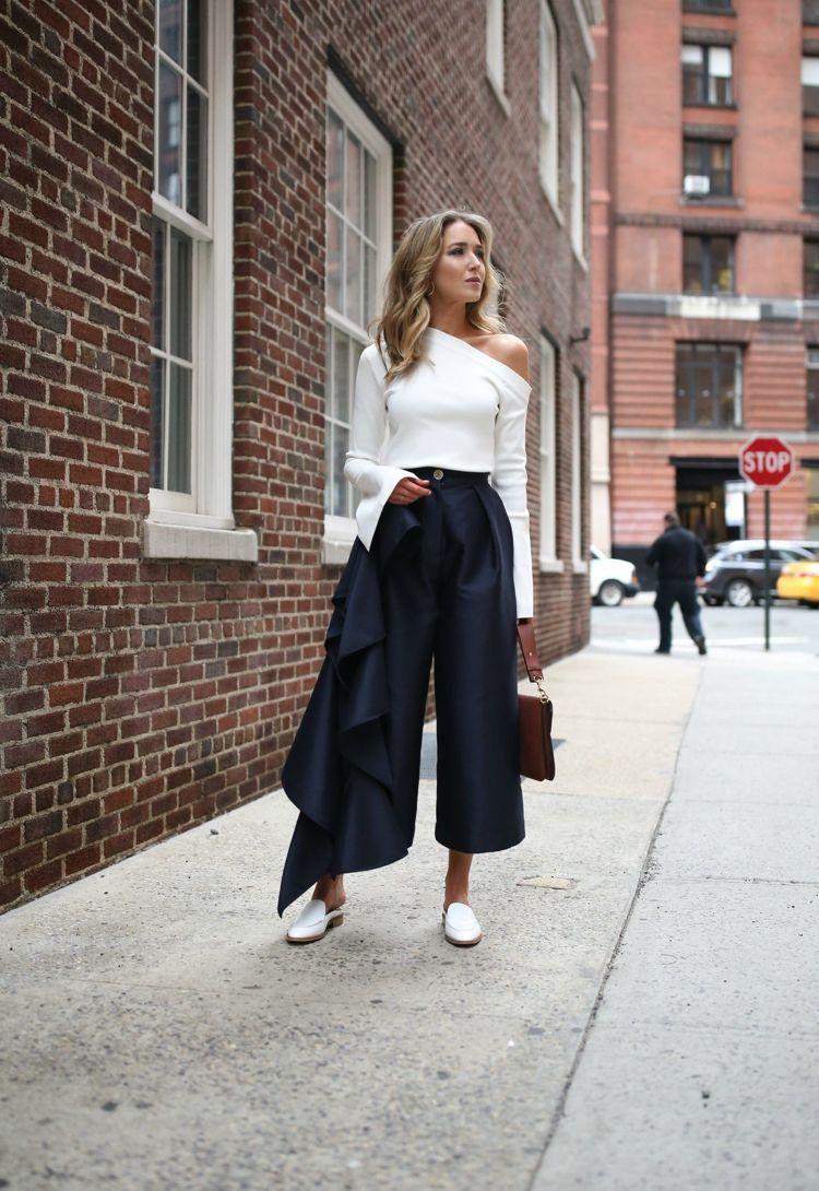 7 8 stoffhosen damen trend