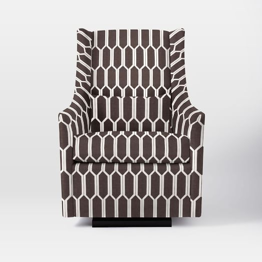 Greenguard Accent Chair: Gliders, West Elm, Home Decor