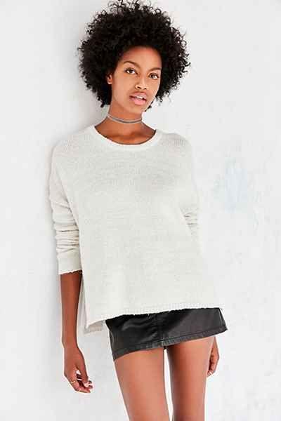 BDG Drop-Shoulder Pullover Sweater