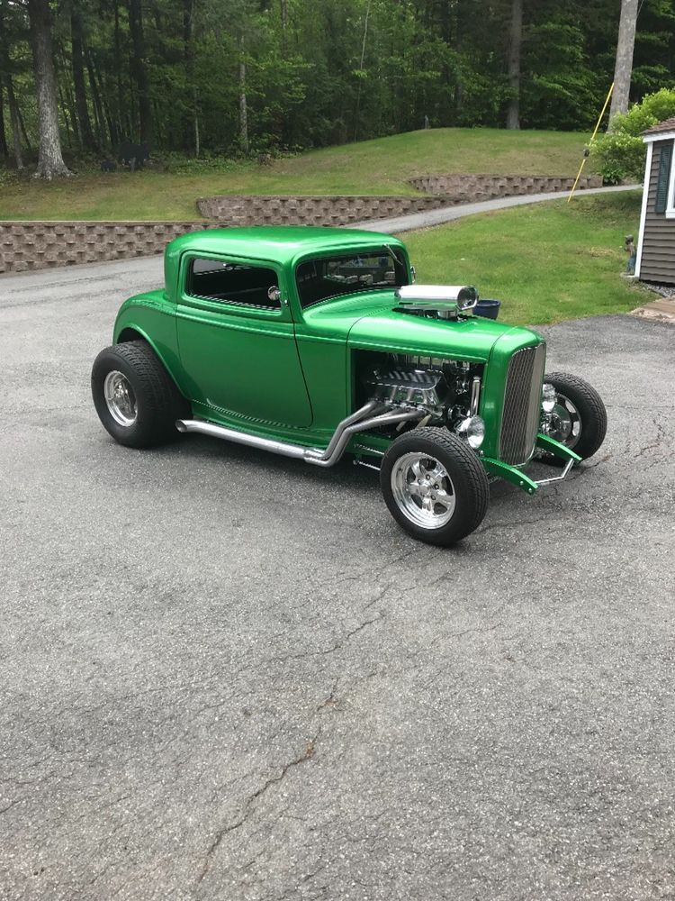 1932 Ford Other 1932 Ford 3 Window Coupe Pro Street 1932 Ford Hot Rods Cars Cars For Sale