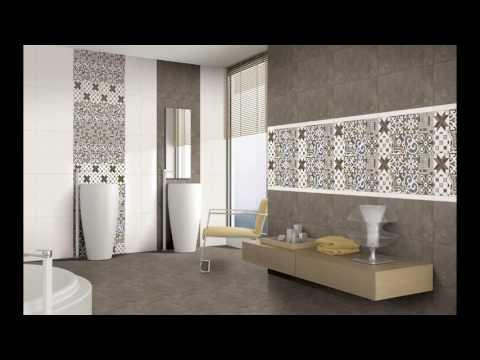 Bathroom Tiles Design Kajaria Youtube Bathroom Tile Designs