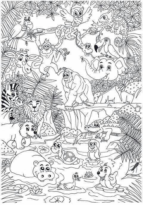 Pin de Rian Konijnendijk en Thema : Dieren | Pinterest | Mandalas
