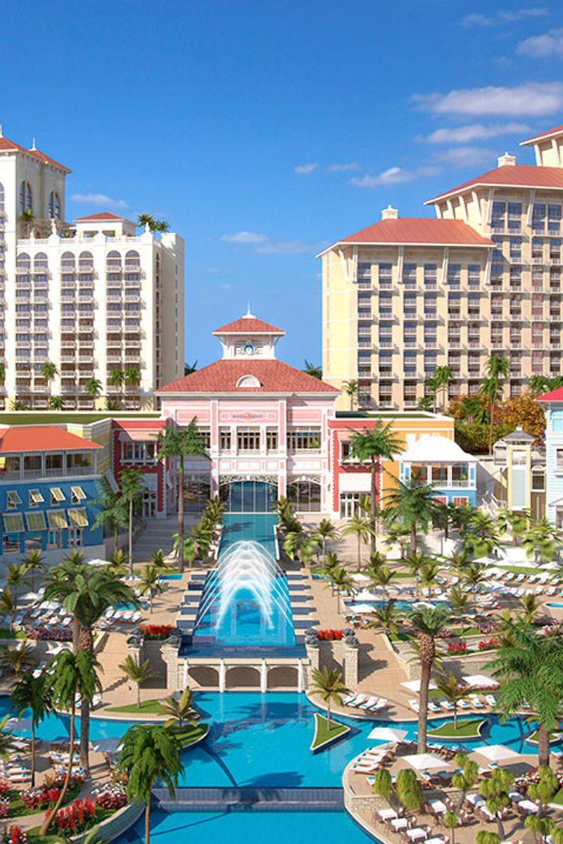 Baha Mar In 2019 Travel Bahamas Honeymoon