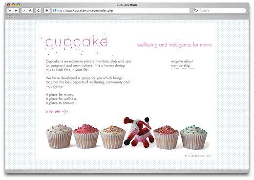 Identité de Cupcake | Picture & co