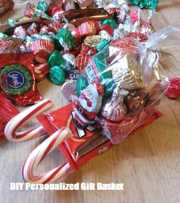 DIY Personalized Gift Basket For Anyone, Girlfrien