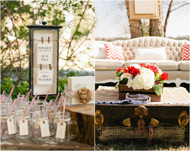 Fall Farm Southern Wedding Rustic Country Weddingscountry Decorationswedding