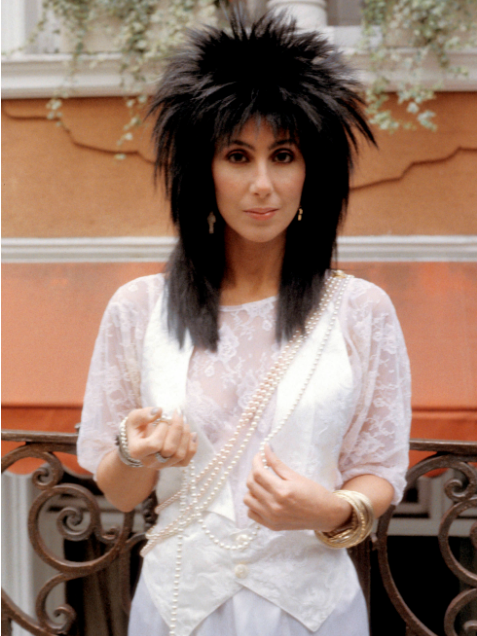 80 S Cher Big Hair Don T Care Http Www Ivillage Com