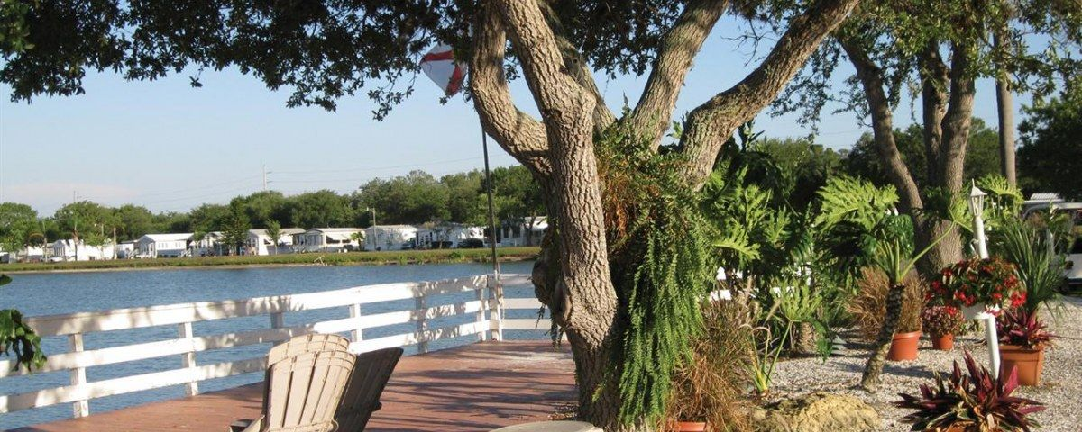Pleasant Lake RV Park In Bradenton Florida