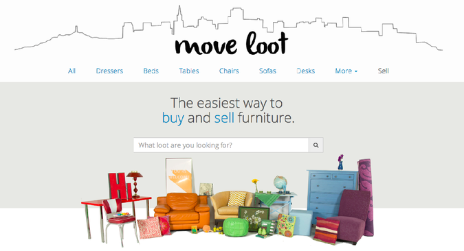 Move Loot Is A Start Up Based In San Francisco Designed To Make Your Moving  Process