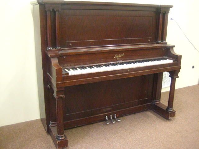Packard Piano 1903 Packard Upright Piano S N 87385