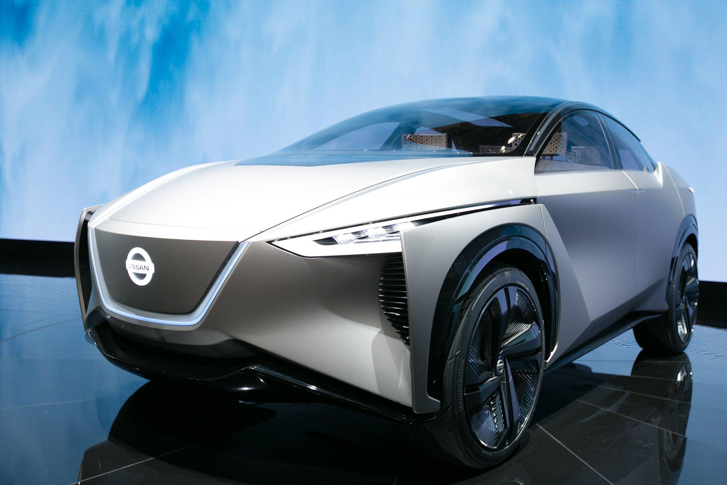 NISSAN 2020 Nissan Qashqai Will Use All Electric Nissan