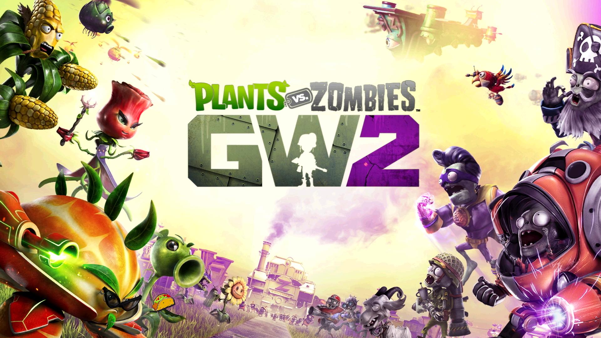 Preview Plants Vs Zombies Garden Warfare 2 Xbox One 1080p