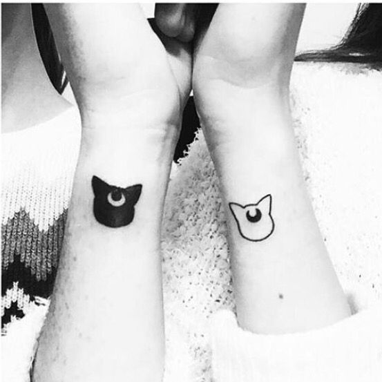 0abd603af Luna & Artemis. These are going on my ankles 100% | My ink colors my ...