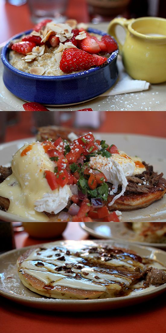 Snooze. One of the best places to get brunch in San Diego