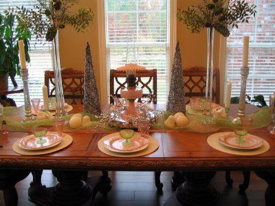 Food LVE | How To Decorate A Dining Table
