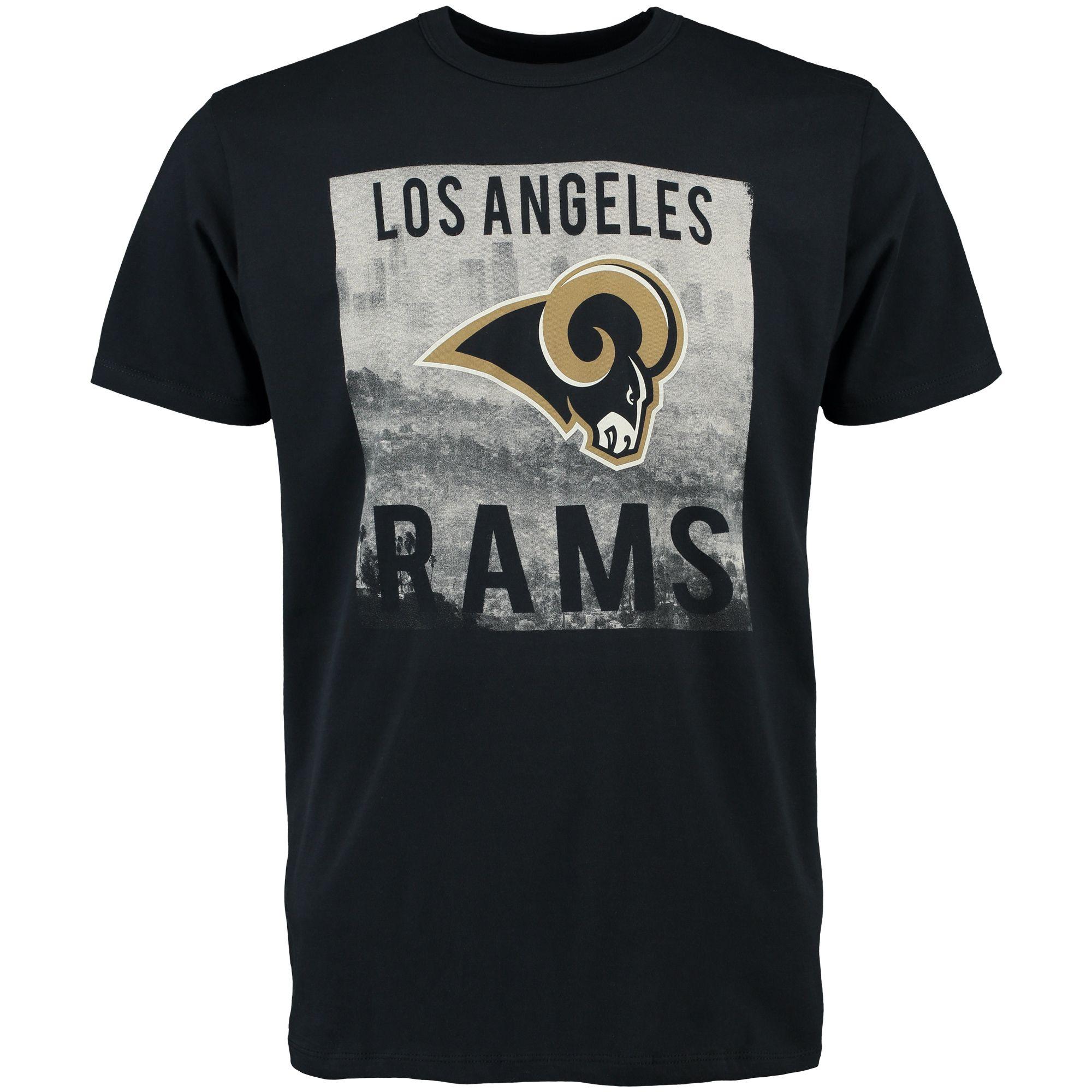 7acb1c028 NFL Los Angeles Rams  47 Crosstown Flanker T-Shirt - Navy