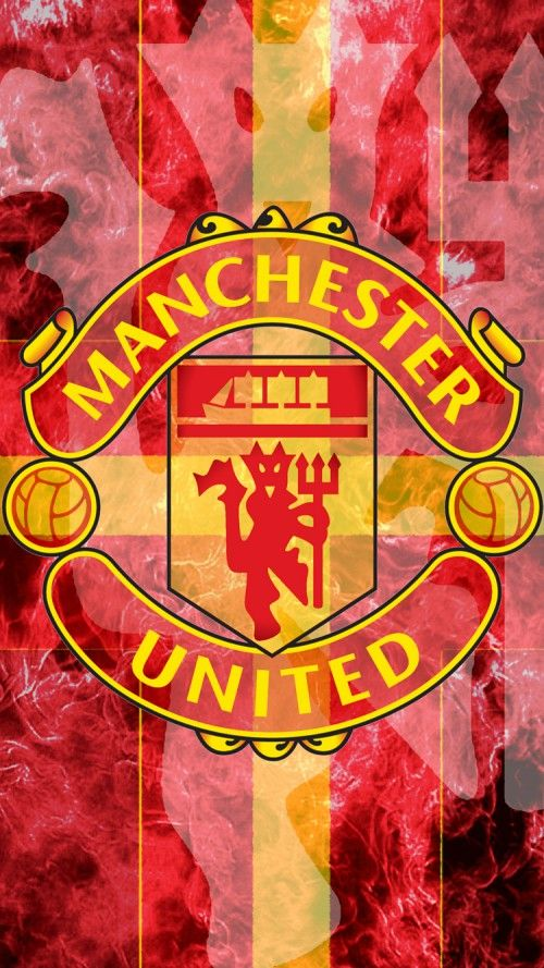 Manutd HD Wallpaper for iPhone 6 with 750x1334 pixels