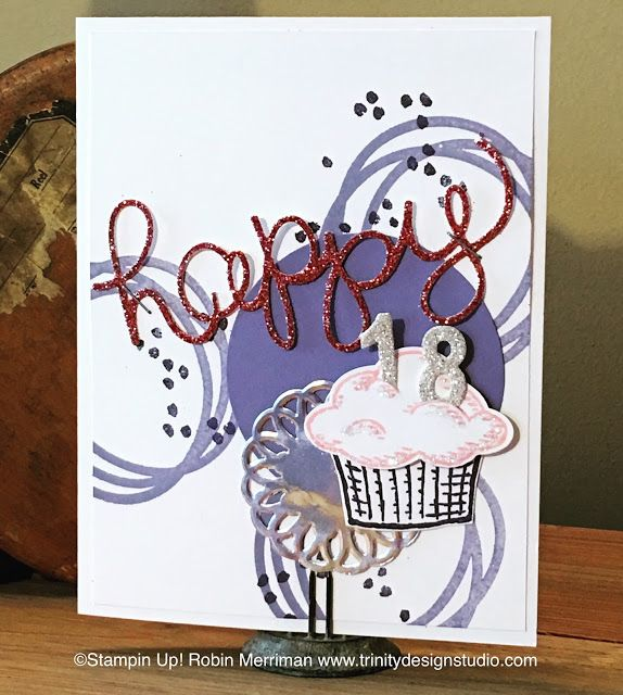 18th Birthday Card - A very special card for a special girl #trinitydesignstudio