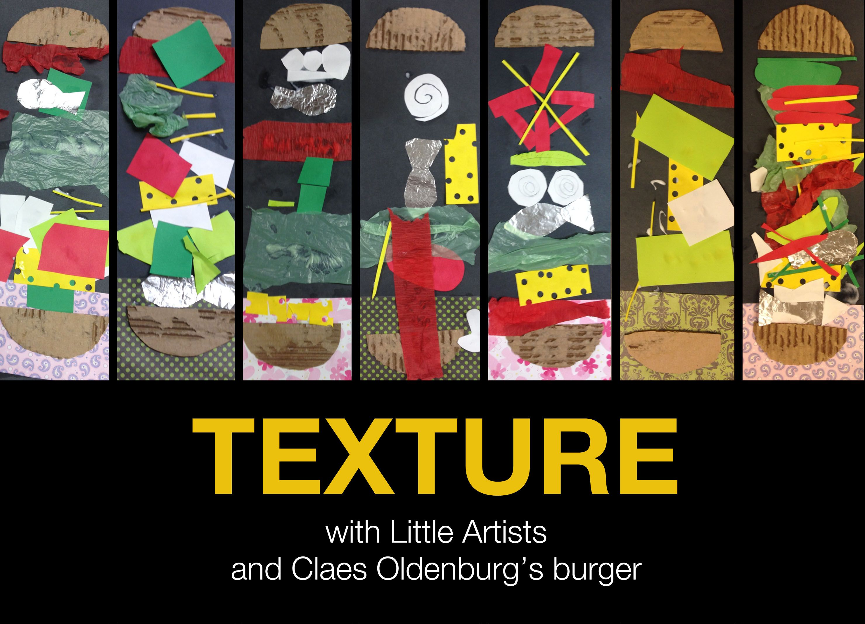 Texture And Little Artists