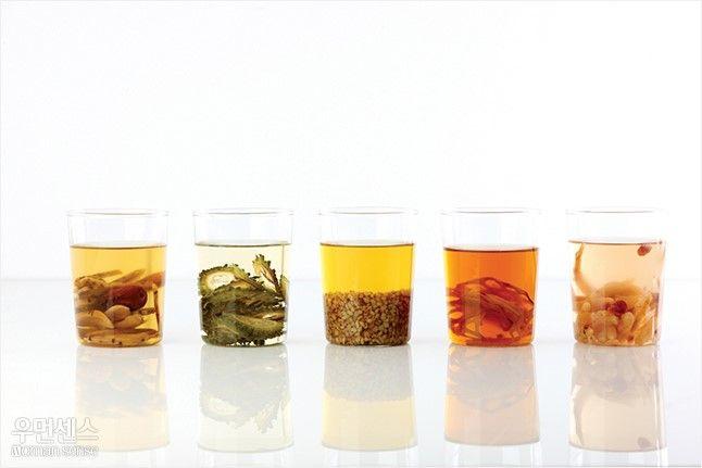 물 대신, 약 대신 1日3茶 이미지 1