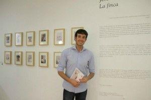 O artista Jesús Madriñán
