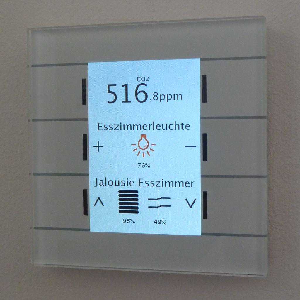 MDT Glastaster II Smart | Home steuerung | Pinterest