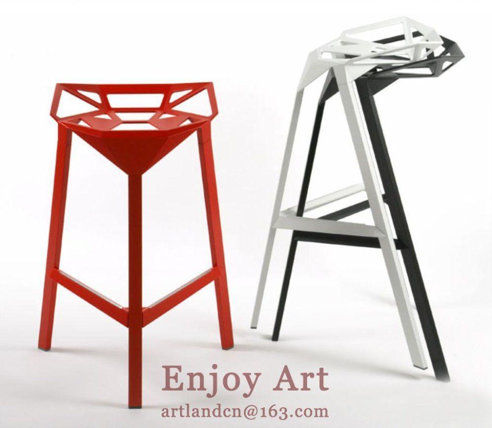 Konstantin grcic bar stool one stool design stools - Magis Stool One Barstool Counter Stool By Internationally Acclaimed Designer Konstantin Grcic Free Shipping