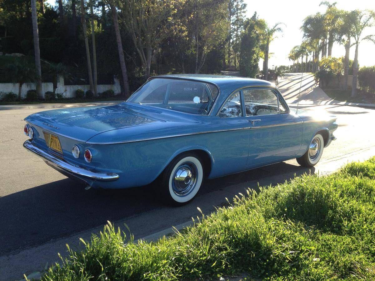 1960 Chevrolet Corvair For Sale 2061436 Hemmings Motor News Chevrolet Corvair Chevrolet Chevy Corvair