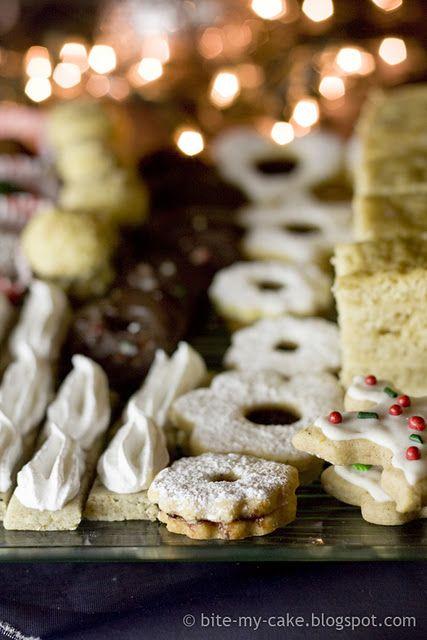 Traditional Croatian Holiday Cookies W Some English Translation