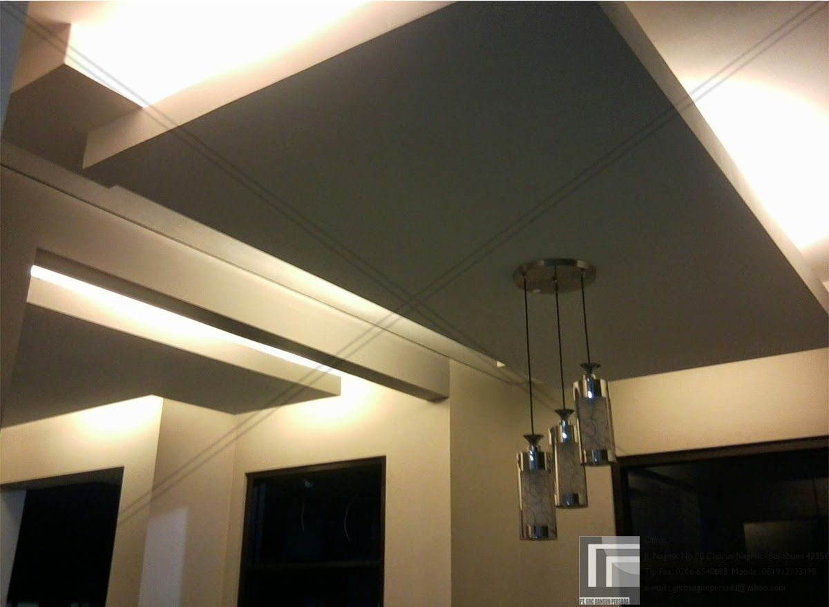 Desain Plafon Ruang Tamu Cantik Desain Plafon Desain Plafon Ruang Tamu Rumah Minimalis