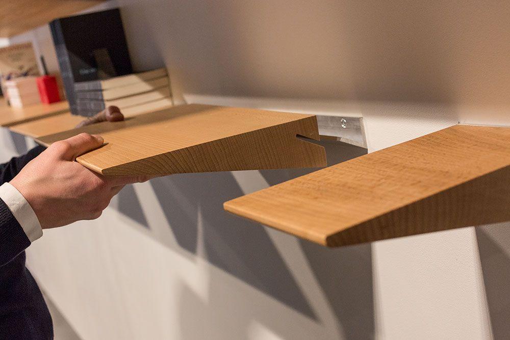 kilom tre tag re la d coupe par le studio millim tre. Black Bedroom Furniture Sets. Home Design Ideas