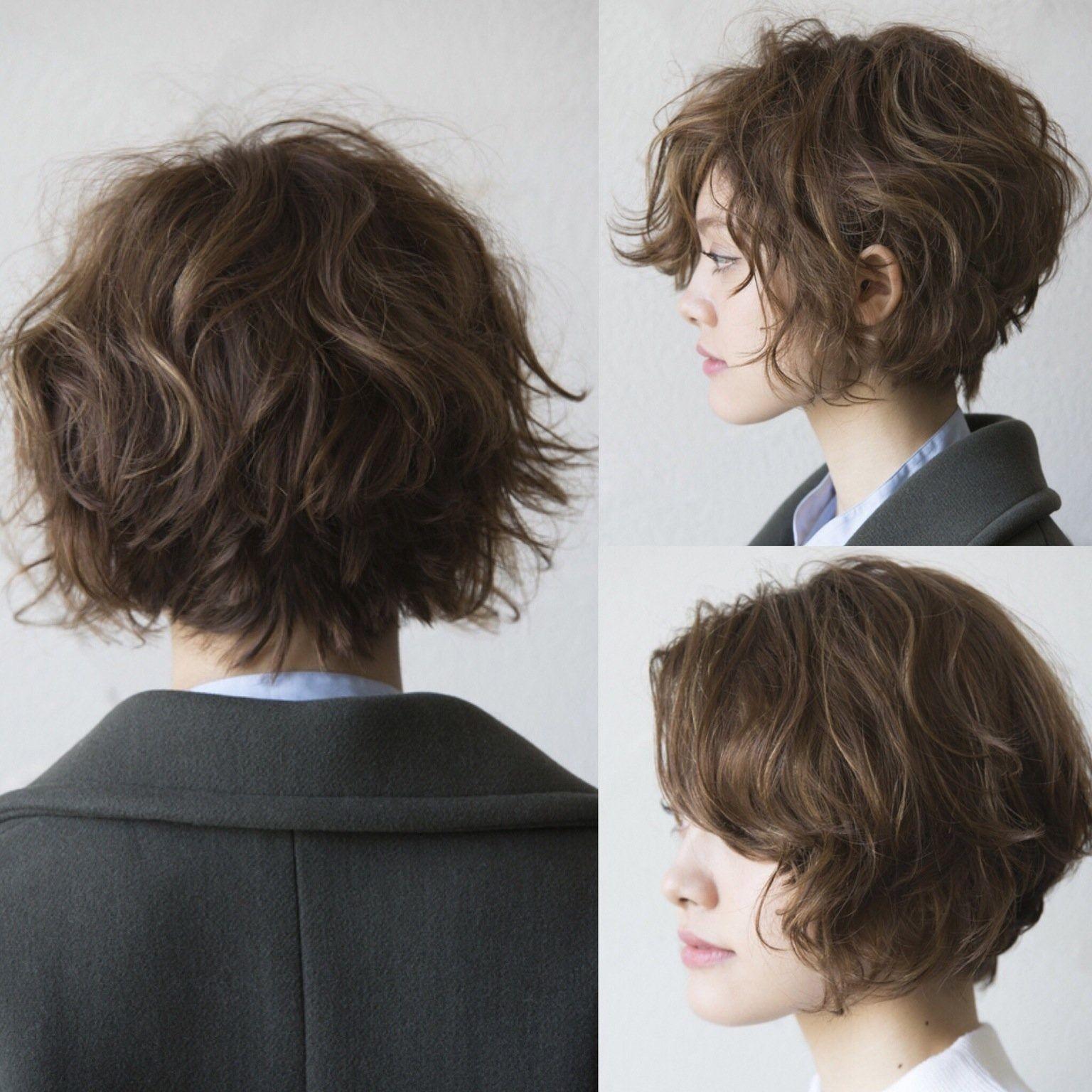 Coupe courte cheveux fin et souple