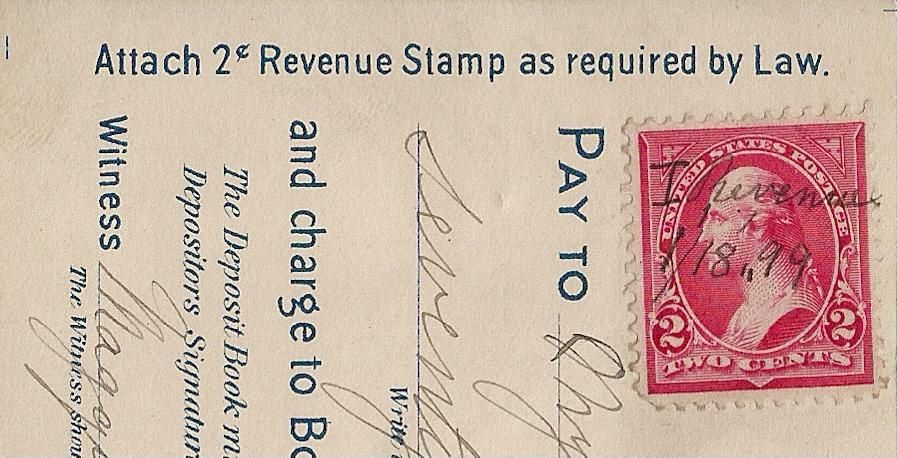 Postage Stamp Law