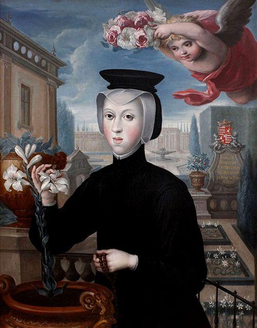 MARGARITA OF AUSTRIA - ANNE BOLEYN'S MISTRESS AS A YOUNG WARD