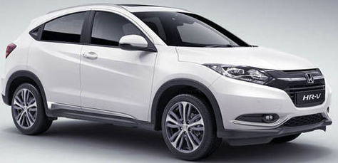 2020 Honda Hr V Vezel Redesign Turbo Changes Rumors Interior