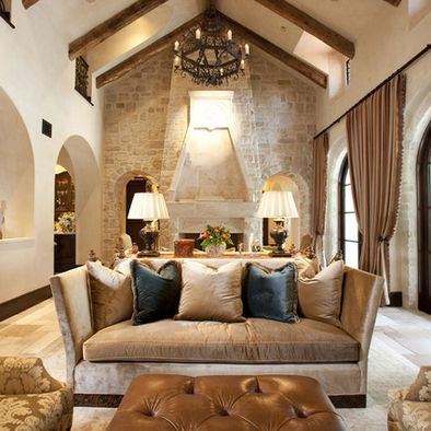 Rustic Brick Interiors Design, Pictures, Remodel, Decor and Ideas